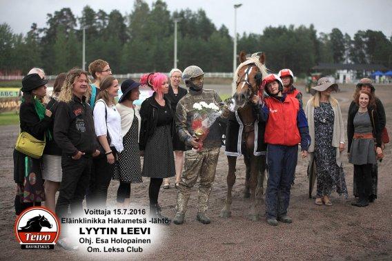 LYYTIN LEEVI 5